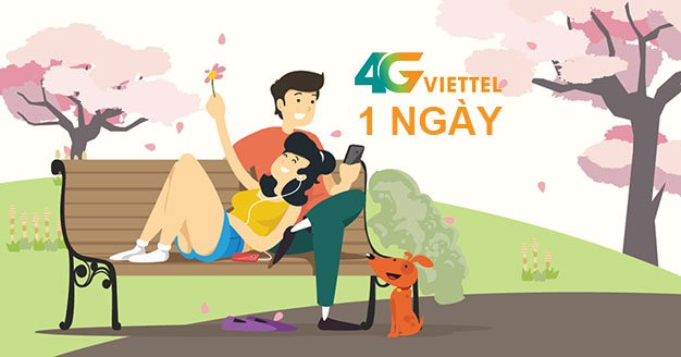 Hướng dẫn cách đăng ký 4G Viettel 1 ngày giá SIÊU RẺ mới nhất 2018