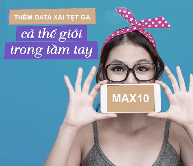 Mua thêm dung lượng 3G Viettel Mimax như thế nào?