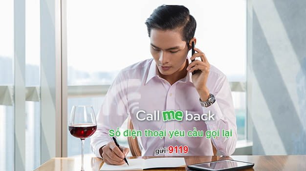 Cách đề nghị gọi lại của Viettel miễn phí qua tổng đài 9119