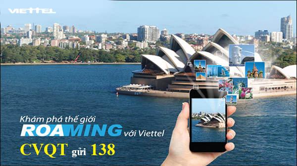 Cách đăng ký chuyển vùng quốc tế Viettel (CVQT) – Dịch vụ Roaming Viettel