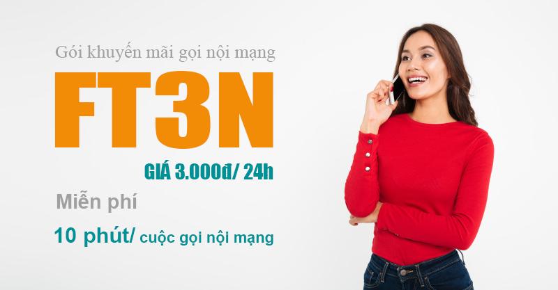 Cách đăng ký gọi 10 phút Viettel miễn phí chỉ 3.000đ – FT3N Viettel