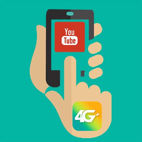 Các gói Youtube Viettel miễn phí Data 3G/4G như thế nào?
