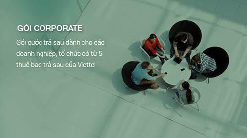 Tổng hợp các gói cước trả sau của Viettel: Basic+, Family, Corporate