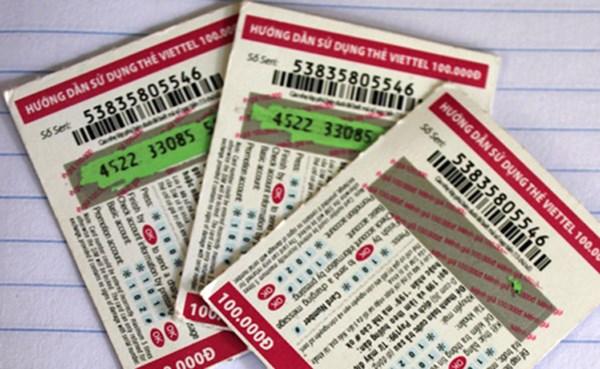 Mã thẻ cào Viettel có bao nhiêu số