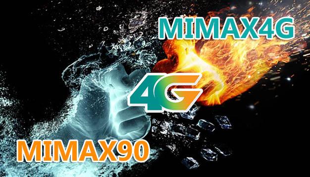 So sánh gói cước Mimax4G và Mimax90 Viettel nhân 5 lưu lượng