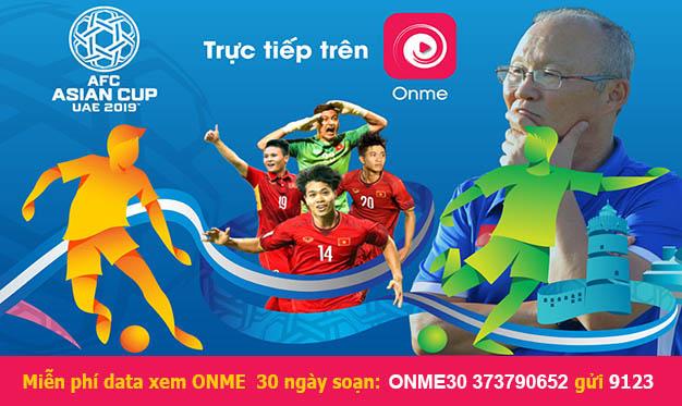 Đăng ký gói ONME30 Viettel miễn phí Data xem truyền hình di động