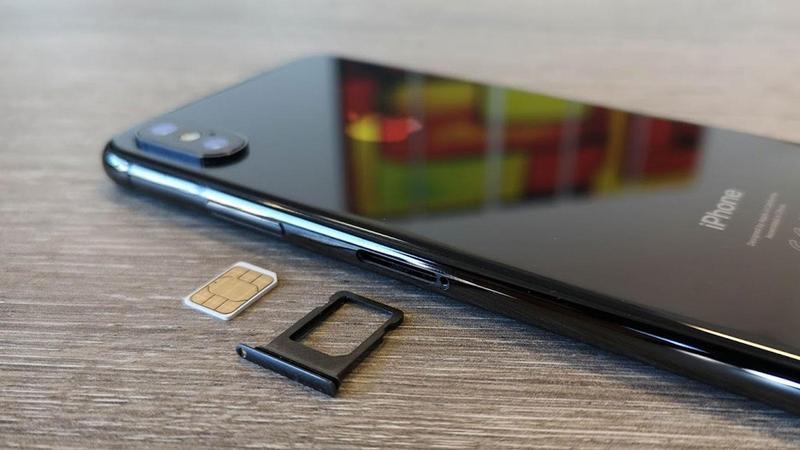 iPhone XS, XS Max và iPhone XR có thể sử dụng Esim