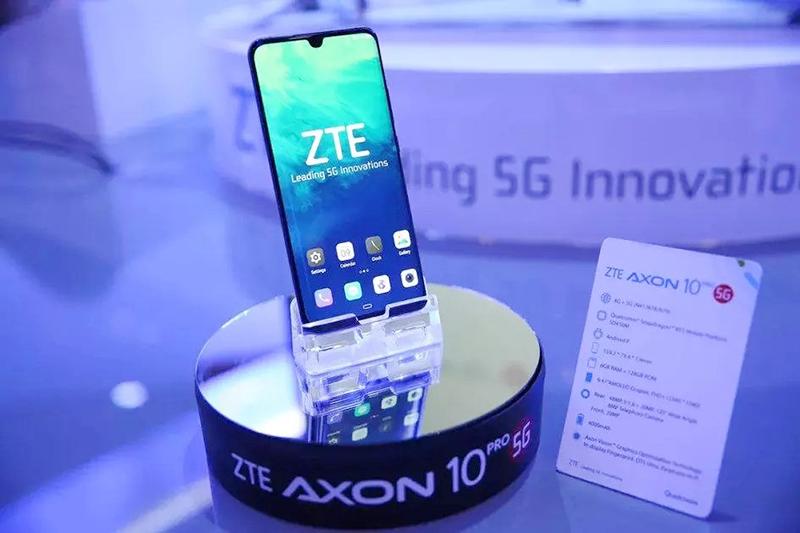 Điện thoại ZTE Axon 10 Pro 5G