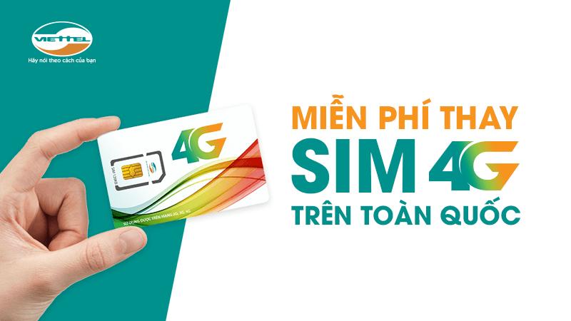 Chuyển đổi sim 4G Viettel để đăng ký ngay MI10K Viettel truy cập mạng cả ngày