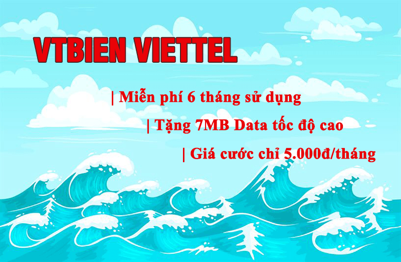 VT BIỂN VIETTEL, sự lựa chọn hoàn hảo cho bà con ngư dân